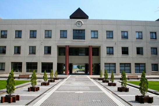 国際大学キャンパス本部棟