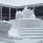 埼玉県にヘルプに行っていた十日町の除雪隊と、記録づくめの地元雪まつり
