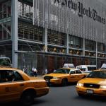 ニューヨーク・タイムズと朝食を