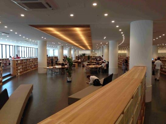 minami uonuma library 1