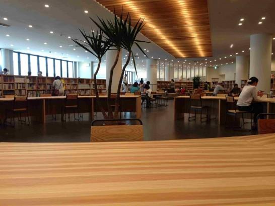 minami uonuma library 2