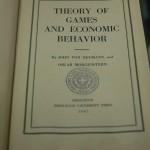 ゲーム理論と経済行動:武藤先生と鈴木先生