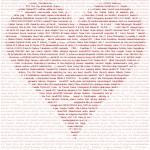 フェイスブック・データでみるバレンタインデー|世界中が愛を込めて
