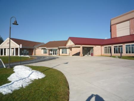 mega church building