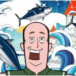 NHKアニメ最終回|英国一家、最後まで日本を食べる