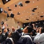 国際大学の2015-16アカデミックイヤー始まる