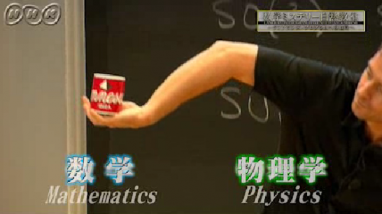 langlands-physics