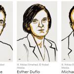2019年ノーベル経済学賞は開発経済学者3氏と貧困解消に向けた実験的手法に決定