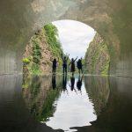 アートで生まれ変わった清津峡渓谷トンネル|越後妻有アート・トリエンナーレ「大地の芸術祭」の舞台へ